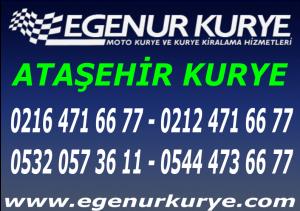Ataşehir Kurye