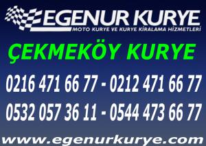 Çekmeköy Kurye