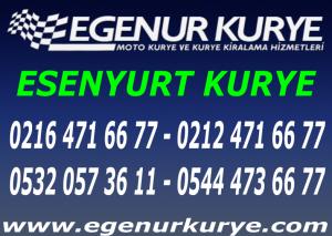 Esenyurt Kurye