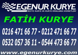 Fatih Kurye